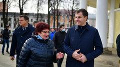 В Ярославле завершили благоустройство территории у Ротонды