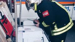 В районы Тульской области передали мобильные противопожарные установки