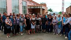 Назад, в90-е: работники хлебозавода вСергиевом Посаде объявили голодовку