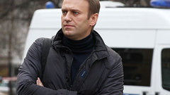 В Москве задержаны Алексей Навальный и Леонид Волков