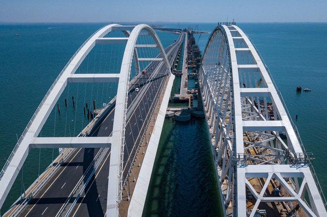 Крым мост Крымский