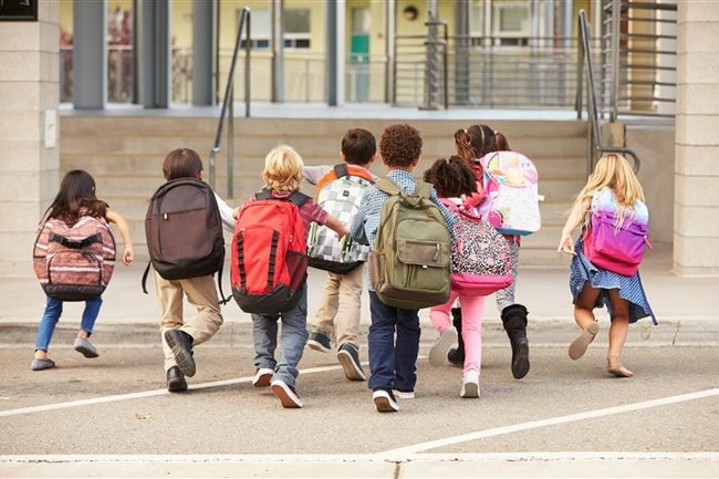 дети школьник рюкзак