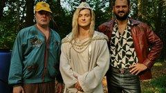 В парке «Краснодар» снимают сериал с актером из «Викинга» и «8 лучших свиданий»
