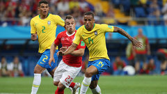 Сборная Бразилии не смогла переиграть Швейцарию на ЧМ-2018