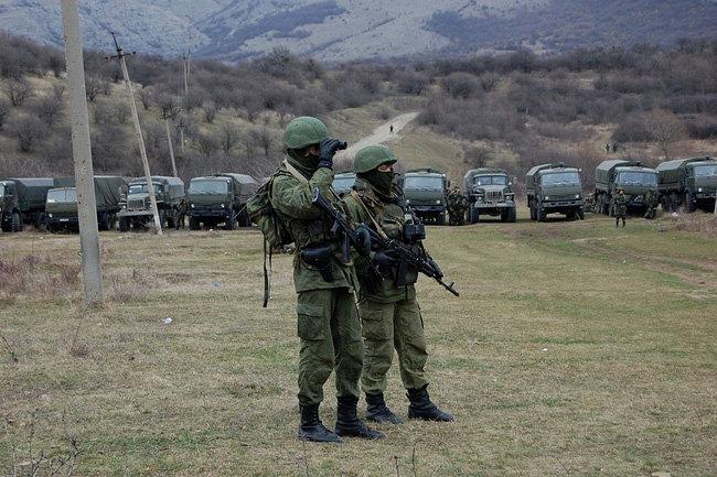 ВКрыму задержали еще одного украинца поподозрению в«шпионаже»