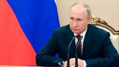 «Левада-центр»: Путин растерял доверявших ему россиян