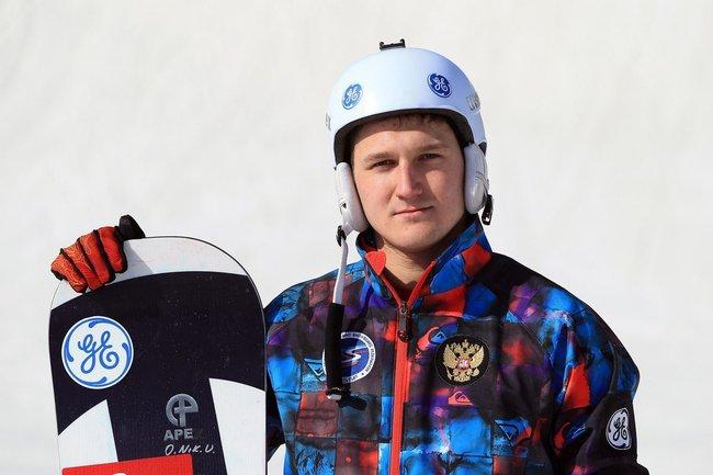 Николай Олюнин