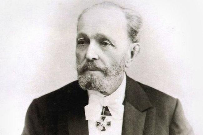Мариус Петип