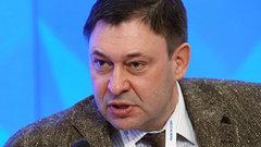 Вышинский связал свой арест с желанием Порошенко остаться на второй срок