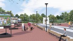 Благоустройство четырех новых парковых зон ожидается в Сургуте