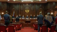 Путин: конституционный процесс не бывает «навеки завершенным»