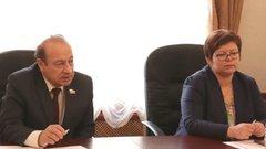 ВТуле обсудили шаги пореализации нацпроекта «Здравоохранение»