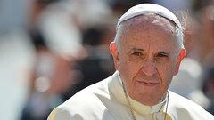 «Они дети божьи и имеют право на семью»: Папа римский высказался об однополых браках