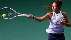 Касаткина стала 11-й в рейтинге WTA