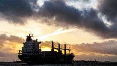 Хуситы обстреляли турецкое судно в Красном море
