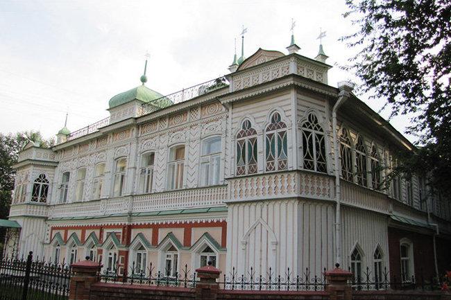 Екатеринбург Усальбы