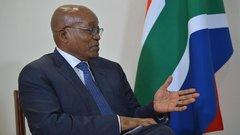 Президент ЮАР отказался уходить в отставку