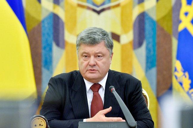Порошенко: РФ может подорвать Европу без оружия