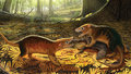 Реконструкция внешнего вида млекопитающих Prokennalestes, найденных в Монголии.