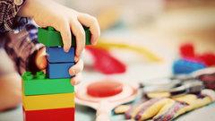 Воспитанники детских садов получили подарки