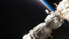 Рогозин: обшивку «Союза» повредили сверлом вкосмосе