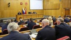 В Воронежской областной думе обсудили реализацию проекта «Старшее поколение»