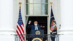 Прощание Трампа как признание «тихого госпереворота»