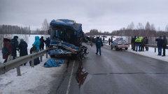 Число пострадавших в аварии в Томской области возросло до 23