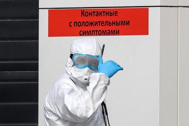 Москва пробила отметку в тысячу заболевших коронавирусом