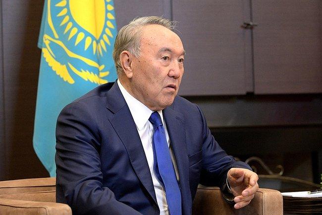Нурсултан Назарбаев. Биография