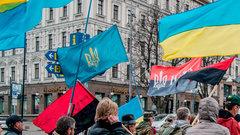 В Киеве националисты требуют отставки Авакова