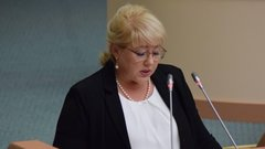 Ольга Болякина избрана зампредом Саратовской областной Думы
