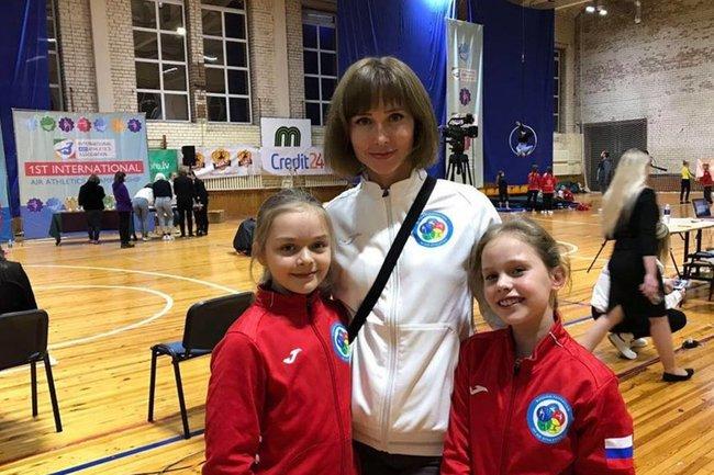 Воздушная атлетка из Ялты завоевала золотую медаль на чемпионате мира.