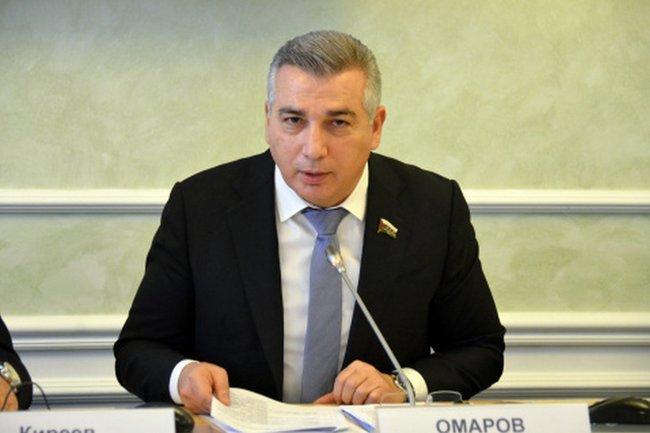 Эдуард Омаров, депутат Тюменской областной Думы, вице-президент ТРО «ОПОРА России»