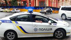 В Киеве неизвестный устроил стрельбу из гранатомета