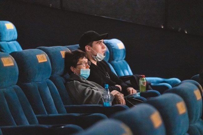 кинотеатр кино коронавирус пандемия изоляция