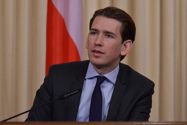 Себастьян Курц