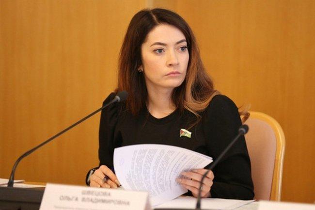 Председатель комитета Тюменской облдумы по социальной политике Ольга Швецова