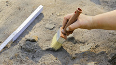 На раскопках в центре уральской столицы обнаружили около 80 предметов XVIII века