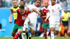 Сборная Ирана вырвала победу у Марокко