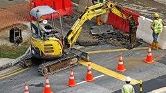 В Сургуте отложили открытие нового участка дороги