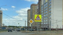 Глава администрации Чебоксар дал две недели на восстановление дороги в Солнечном