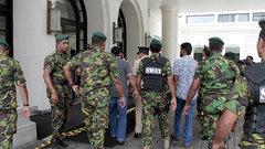 СМИ: наШри-Ланке прогремел новый взрыв