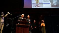 В США наградили лауреатов Шнобелевской премии-2014
