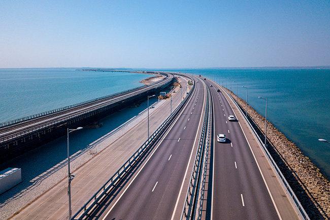 Крымский мост Крым
