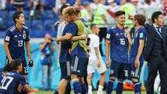 Японские футболисты извинились за игру с поляками
