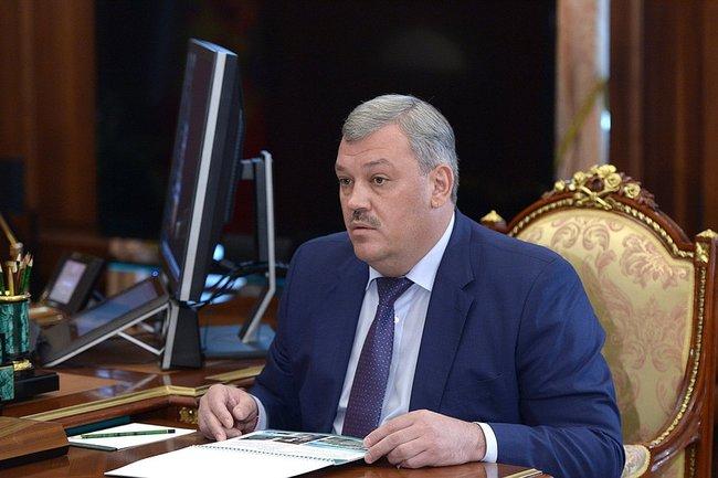 Глава Коми Сергей Гапликов