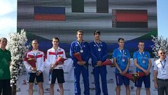 Спортсмен из Кубани взял «серебро» первенства Европы по современному пятиборью