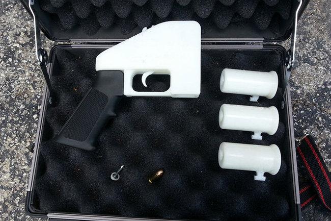 Сам себе Калашников: в США разрешили 3D-печать оружия