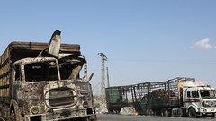 Госдеп не верит, что удар по гумколонне в Сирии был инсценировкой